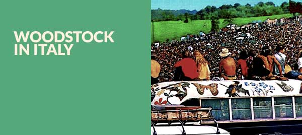 Woodstock in Italy