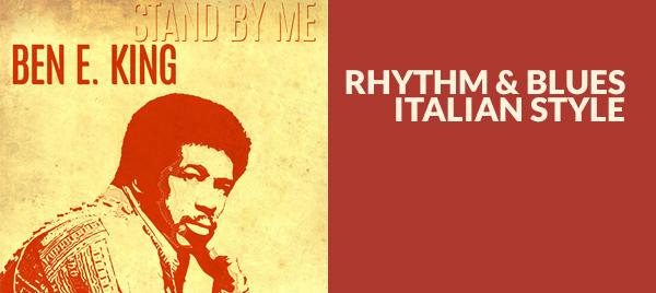 Rhythm & blues italian style