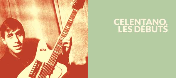Celentano, gli esordi (1959-1960)