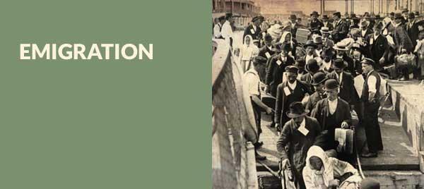 L'emigrazione