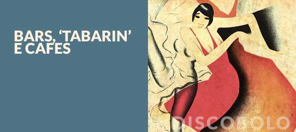 Bar, Tabarin e caffè
