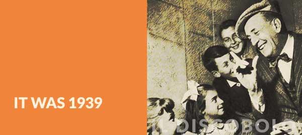 Era il 1939