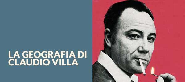 La georafia di Claudio Villa