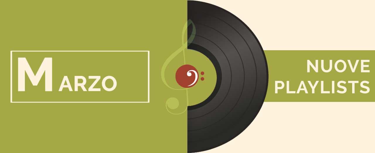 playlist marzo