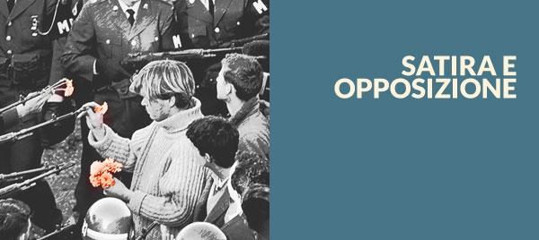 satira e opposizione