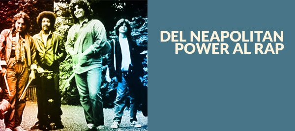 dal neapolitan power al rap