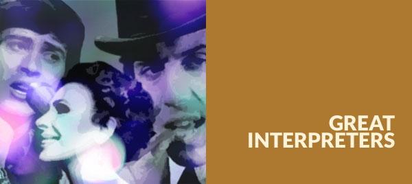 i grandi interpreti
